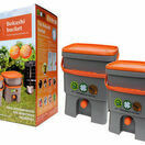 Bokashi Bin Kitchen Waste Bucket Bokashi Starter Kit (Two buckets) additional 3