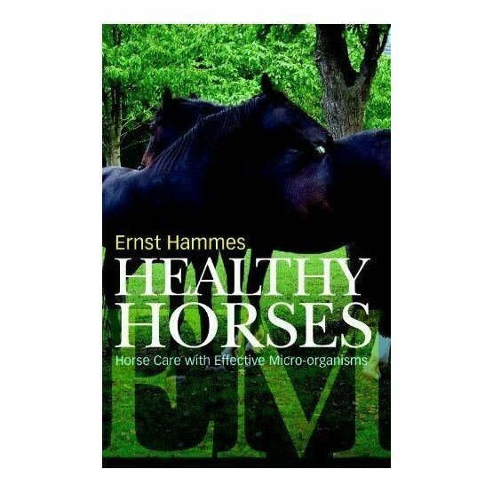 Healthy Horses by Ernst Hammes Book
